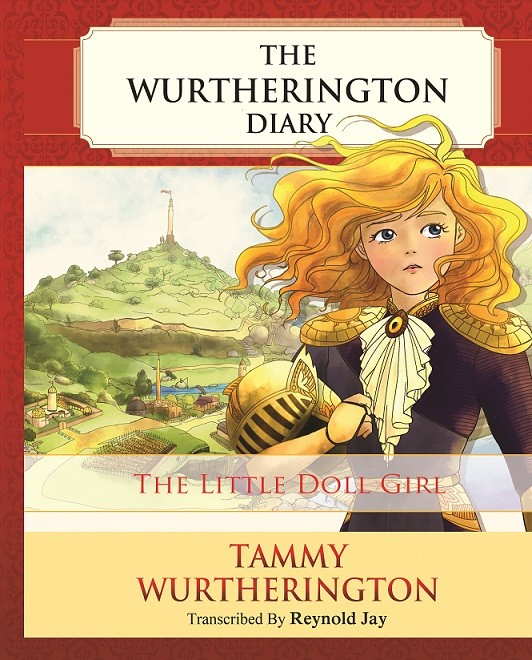 Giveaway: The Wutherington Diary: The Little Doll Girl by Reynold Jay (US Only)