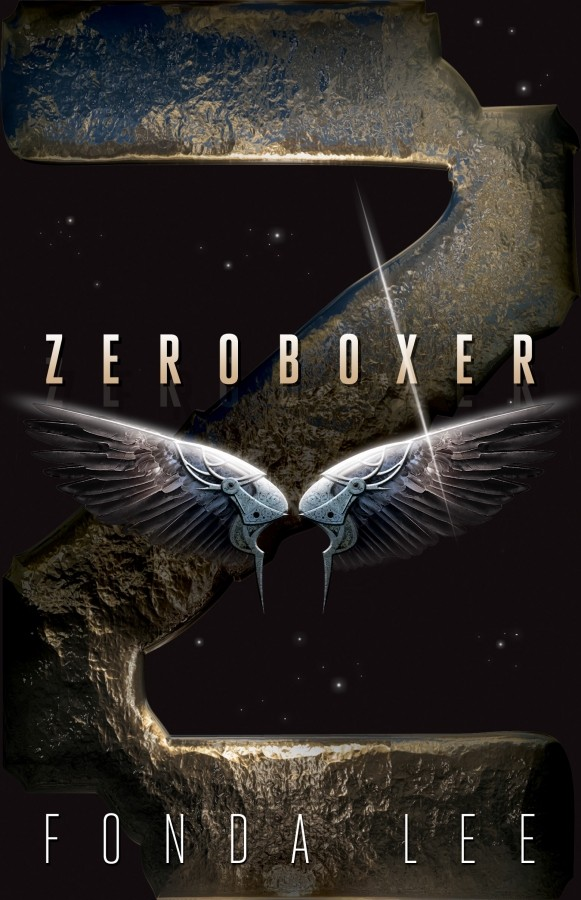 Giveaway: Zeroboxer by Fonda Lee (US & Canada Only)