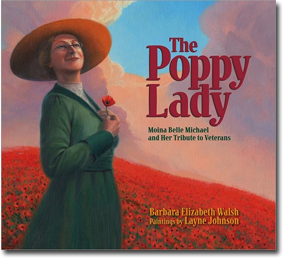 Interview with Barbara Elizabeth Walsh, Author of THE POPPY LADY