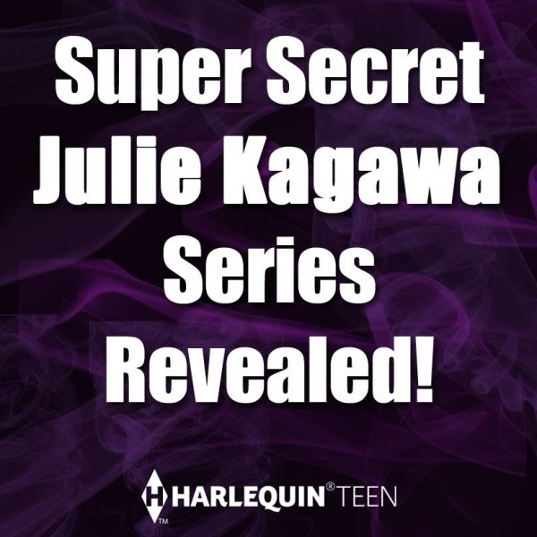 Harlequin Teen Reveals New Project From Julie Kagawa