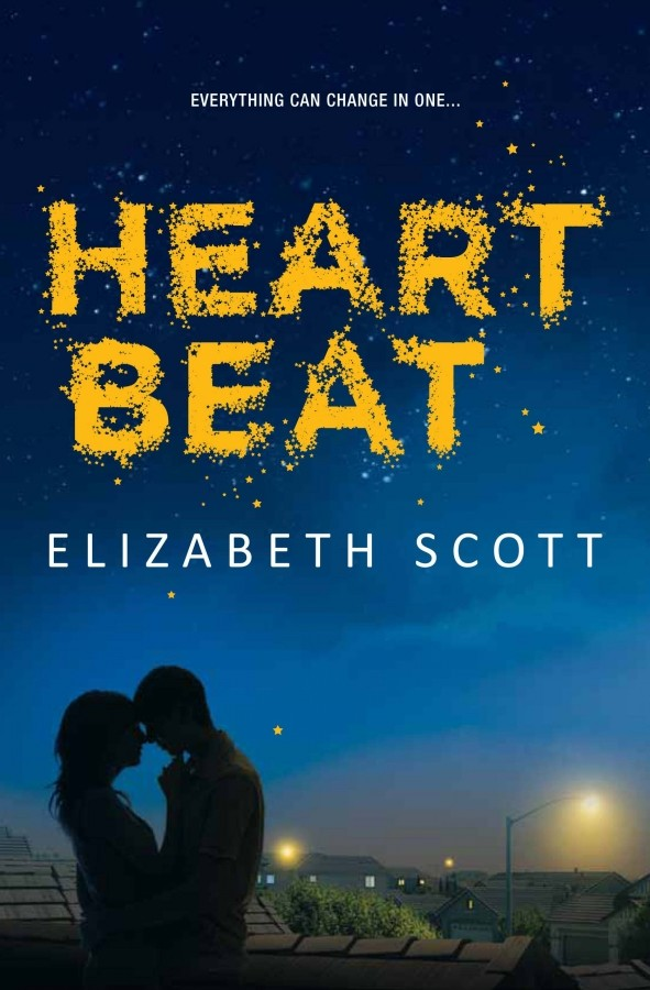 Q&A with Elizabeth Scott + Giveaway (US only)