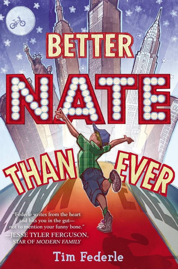 Giveaway: Better Nate Than Ever (US Only)