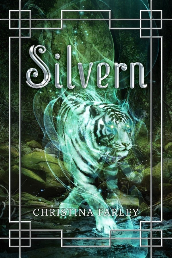 Giveaway: Silvern by Christina Farley (International)