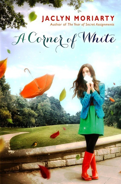 Giveaway: A Corner of White by Jaclyn Moriarty (US Only)