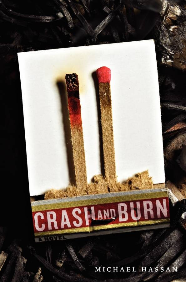 Giveaway: Crash and Burn by Michael Hassan (US Only)