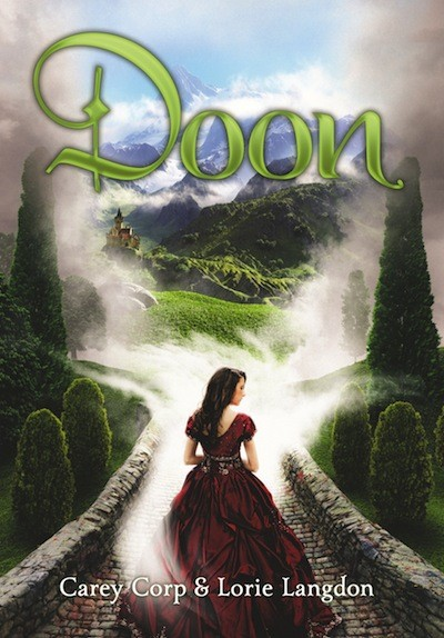 Giveaway: Doon by Carey Corp and Lorie Langdon (International)