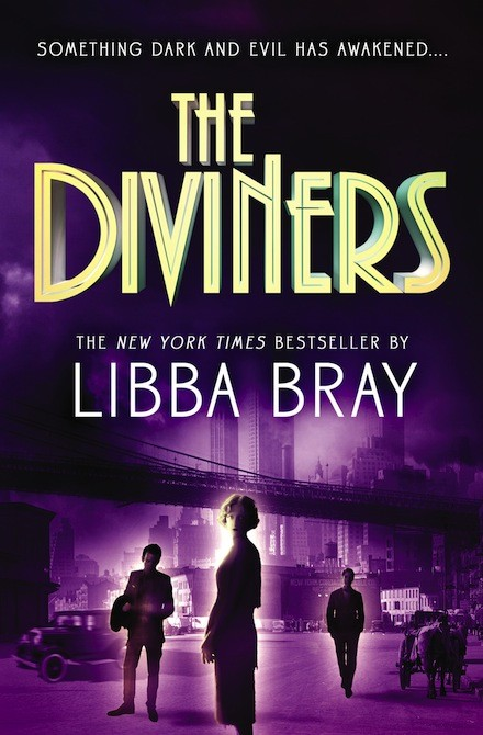 Giveaway: The Diviners by Libba Bray (US Only)