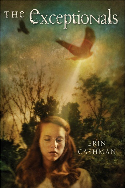Giveaway: The Exceptionals by Erin Cashman (US Only)