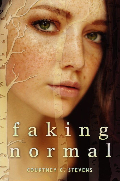Giveaway: Faking Normal by Courtney C. Stevens (US only)