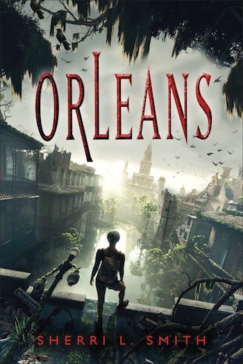 Giveaway: Orleans by Sherri L. Smith (US only)