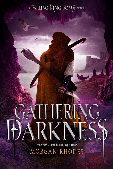 Giveaway: Falling Kingdoms 3: Gathering Darkness by Morgan Rhodes (US only)