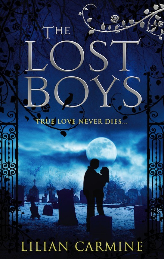 Giveaway: The Lost Boys by Lilian Carmine (International)