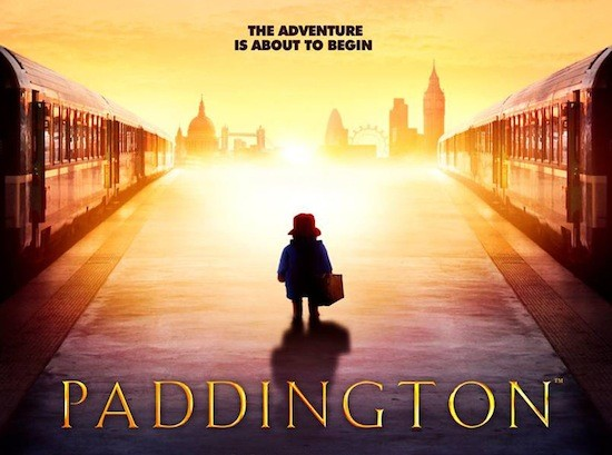 Check out the trailer for PADDINGTON!