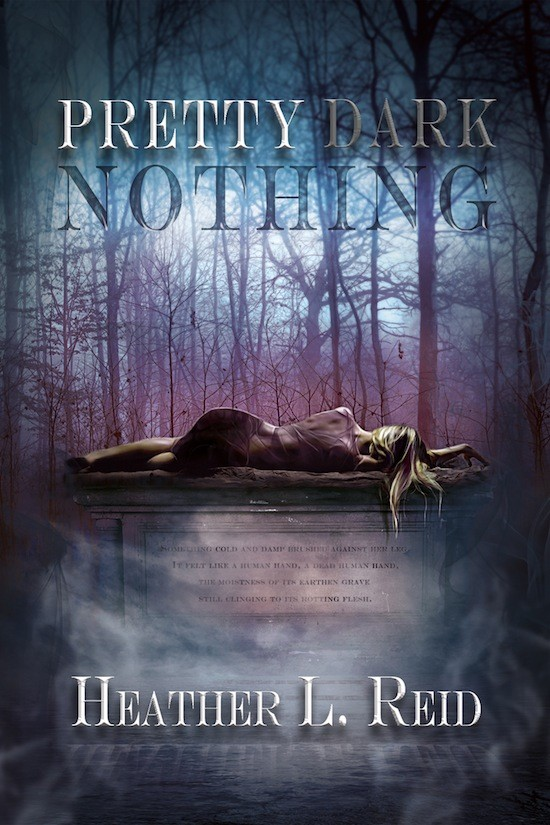 Blog Tour: Guest post with Heather L. Reid, author of Pretty Dark Nothing + US Giveaway