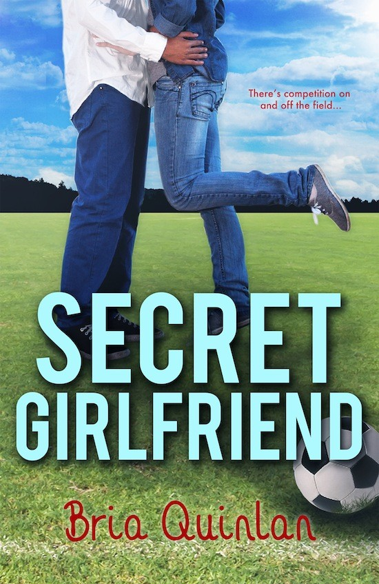 Giveaway: Secret Girlfriend by Bria Quinlan (US/Canada)