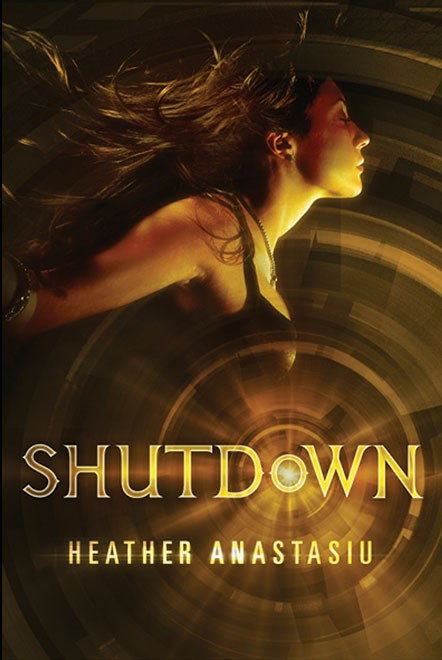 Giveaway: Shutdown by Heather Anastasiu