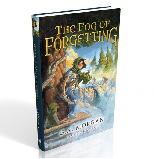 Excerpt Reveal: Fog of Forgetting by G.A. Morgan
