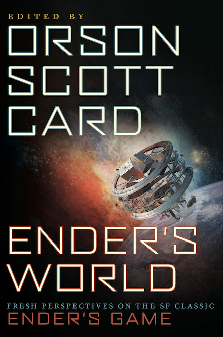Giveaway: Ender's World edited by Orson Scott Card (US/Canada)