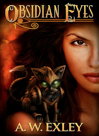 Giveaway: Obsidian Eyes by A.W. Exley (US/Canada)