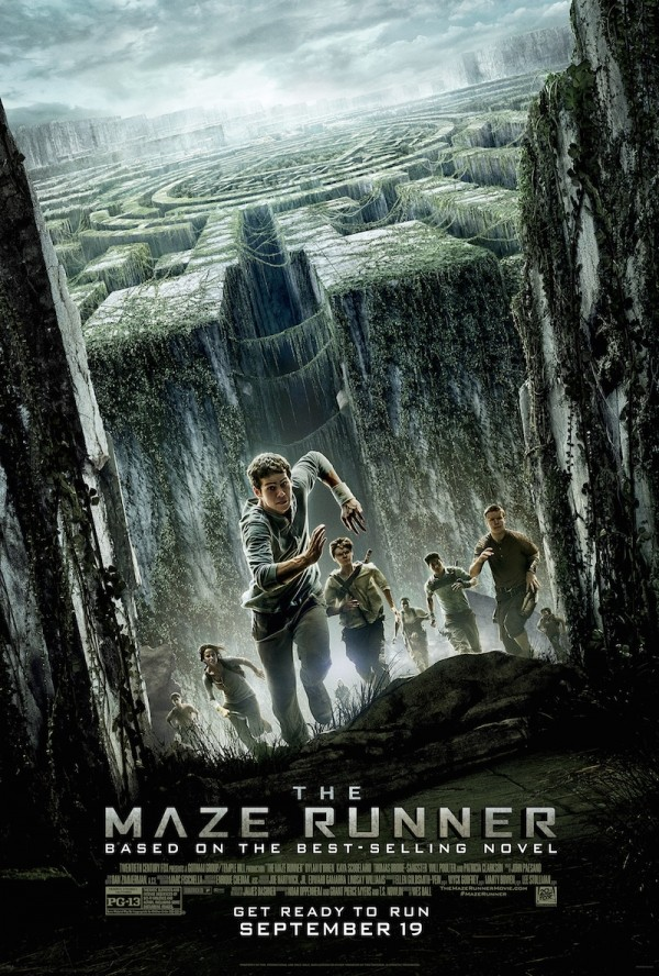 Giveaway: The Maze Runner (US Only)