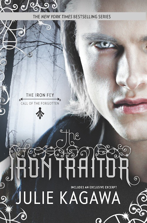 Giveaway: The Iron Traitor by Julie Kagawa (US/Canada)