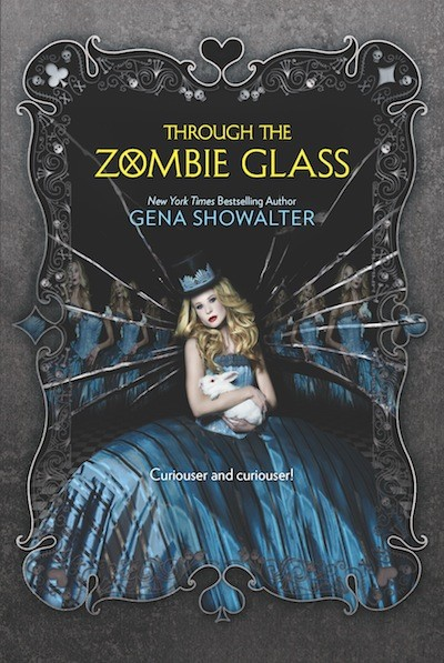 Giveaway: Through the Zombie Glass by Gena Showalter (US/Canada)