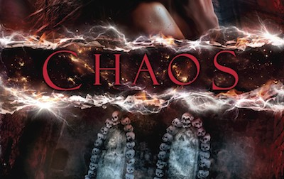 It's live!! Cover Reveal: Chaos by Sarah Fine + Giveaway (US/Canada)