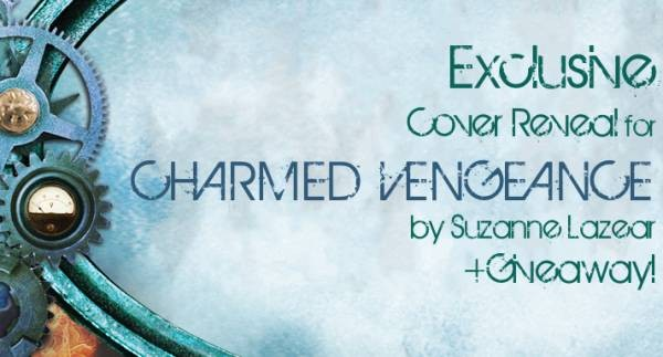 Exclusive Cover Reveal: Charmed Vengeance + Giveaway (International)