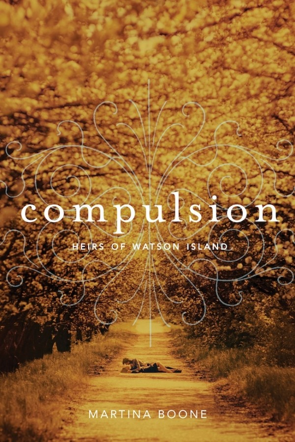 Giveaway: Compulsion by Martina Boone (International)