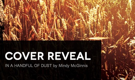 It's live!! Cover Reveal: In a Handful of Dust by Mindy McGinnis + Giveaway (US/Canada)