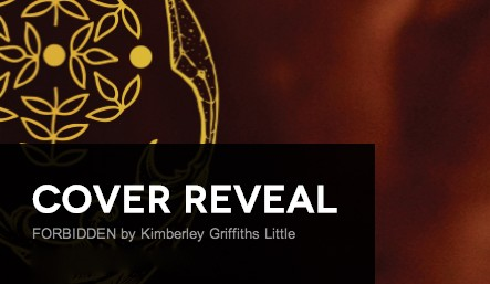It's live!! Cover and Trailer Reveal: Forbidden by Kimberley Griffiths Little + Giveaway (US Only)