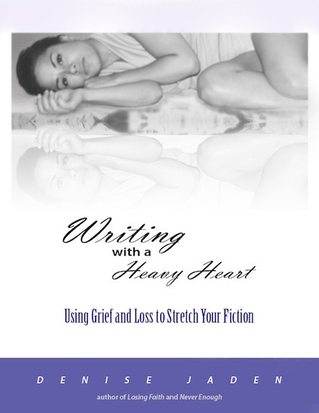 Giveaway: Writing with a Heavy Heart (International)