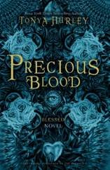 Giveaway: Precious Blood by Tonya Hurley (US Only)