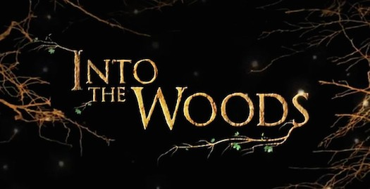 Nerd Riders Drive Through Movie Review - Into the Woods - #YAMovieDay
