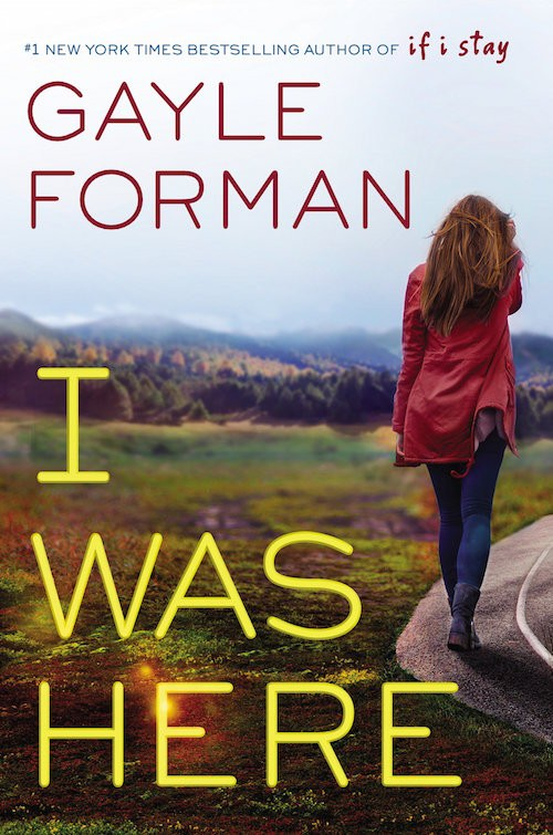 Gayle Forman I WAS HERE Event Recap, Interview + Giveaway! #IWasHere