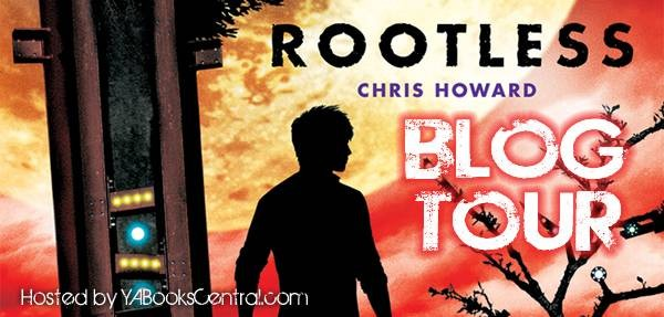 Rootless Blog Tour: Review and International Giveaway!