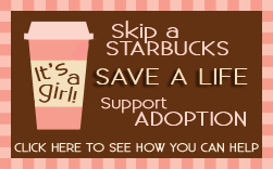 Skip a Starbucks Donation Giveaway
