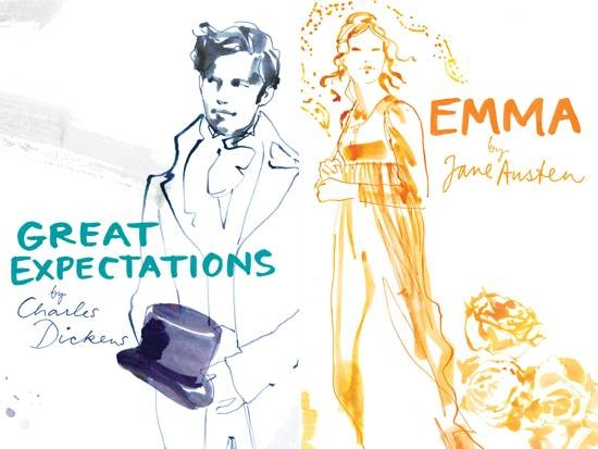 Giveaway: Great Expectations and Emma (US Only)