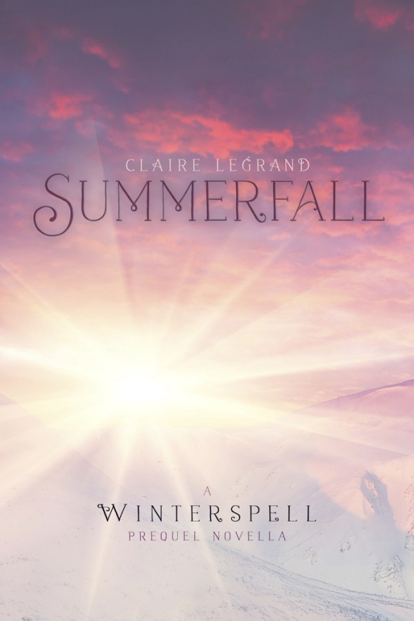 Giveaway: Summerfall by Claire Legrand (International)