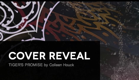 It's live!! Cover Reveal: Tiger's Promise by Colleen Houck + Giveaway (International)