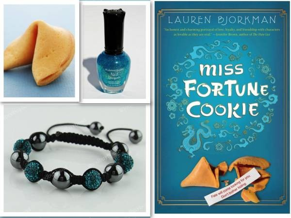 Giveaway: Miss Fortune Cookie (International)