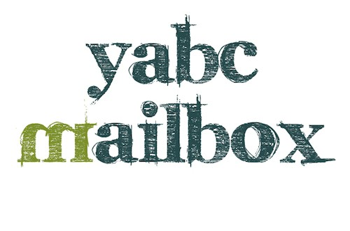 YABC Mailbox - October 2014 Book Haul