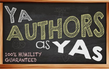 YA Authors as YAs: The Alison Cherry Edition