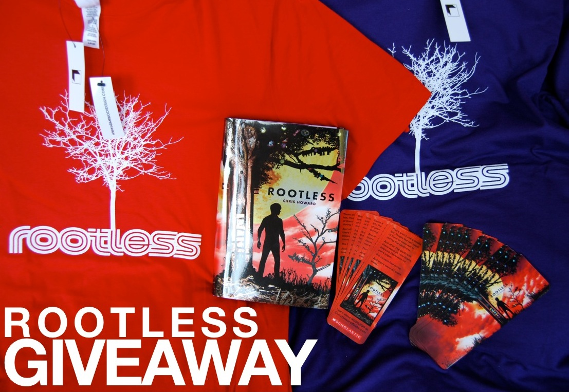 rootless giveaway PIC