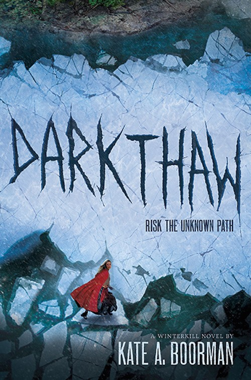Exclusive Sneak Peek at Darkthaw by Kate A. Boorman + Giveaway (International)
