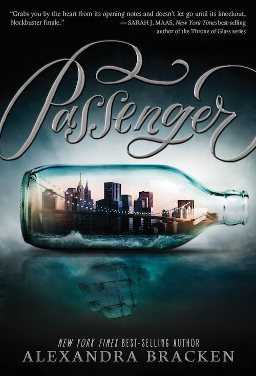 Featured Trailer: Passenger by Alexandra Bracken
