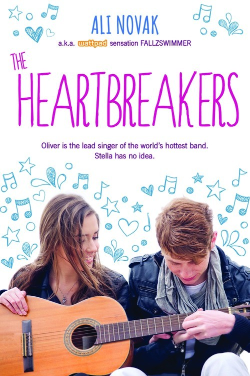 Exclusive Sneak Peek at The Heartbreakers by Ali Novak + Giveaway (US/Canada)