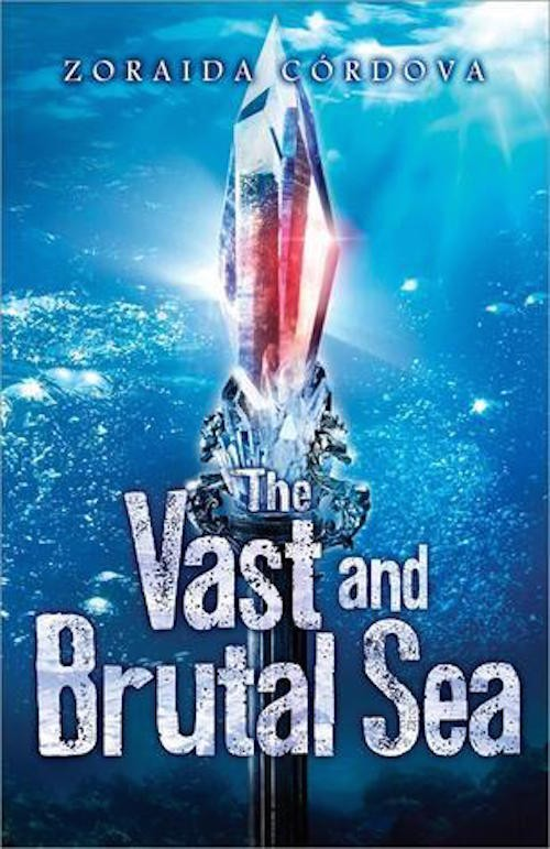 Bonus Scene: The Vast and Brutal Sea by Zoraida Córdova + Giveaway (US Only)