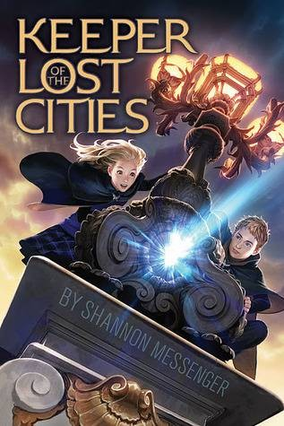 Keeper of the Lost Cities Giveaway (US only)