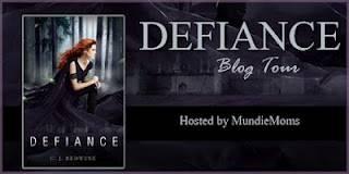 Defiance Release Blog Tour